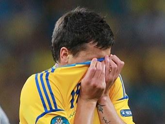 Дождь и французы размыли надежды украинцев. Вся надежда на матч с Англией