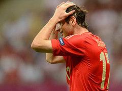 Алан Дзагоев в матче Греция – Россия. Фото (c)AFP