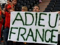 Болельщики сборной Испании. Фото (c)AFP