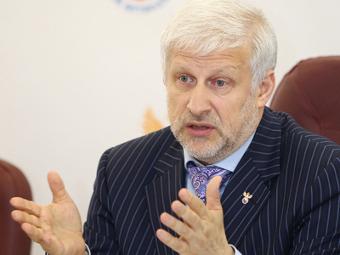 Cергей Фурсенко. Фото с официального сайта РФС