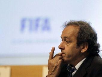 Мишель Платини. Фото (c)AFP