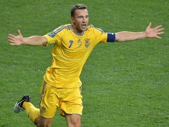 Андрей Шевченко. Фото (c)AFP