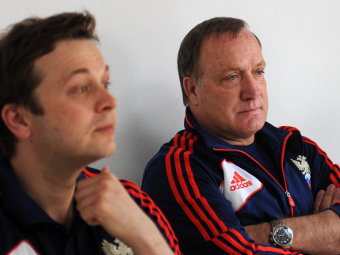 Илья Казаков (слева) и Дик Адвокат. Фото РИА Новости, Владимир Песня