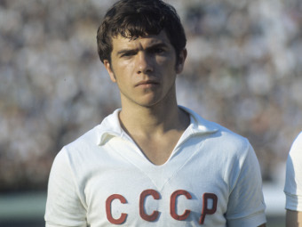 Владимир Мунтян в 1973 году. Фото РИА Новости, Александр Макаров