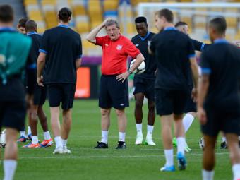 Тренировка сборной Англии. Фото Reuters