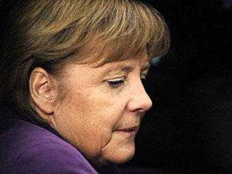Ангела Меркель, фото (c)AFP