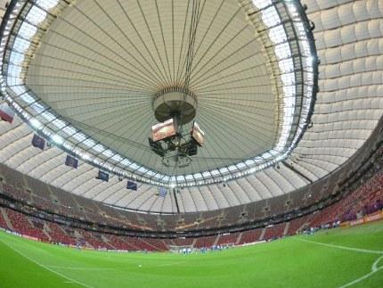 Национальный стадион в Варшаве, фото (с)AFP