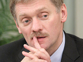 Дмитрий Песков. Фото РИА Новости, Сергей Мамонтов