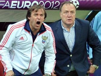 Александр Бородюк (слева) и Дик Адвокат. Фото РИА Новости, Владимир Песня