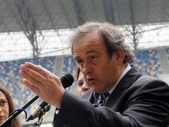 Мишель Платини, фото (с)AFP