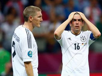 Игроки сборной Германии. Фото Reuters