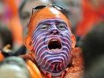 Болельщик сборной Нидерландов. Фото (c)AFP