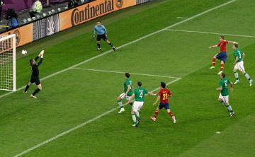 Вот так Фернандо Торрес забил гол