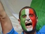 Болельщик сборной Италии. Фото (c)AFP