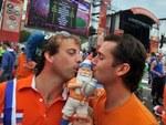 Болельщики сборной Голландии. Фото (c)AFP