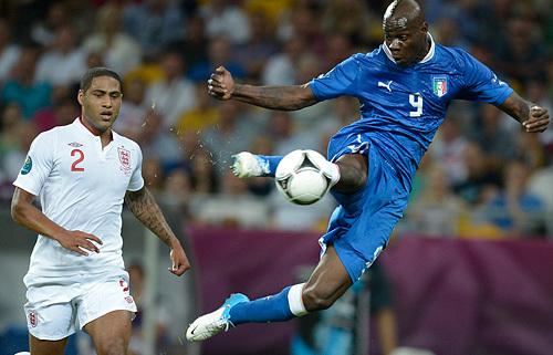 Ну а футбол был таким. Фото с официального сайта УЕФА