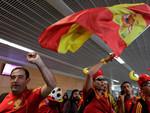Испанские болельщики. Фото Reuters